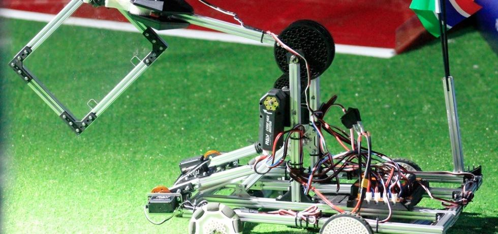 México gana presea de plata en mundial de robótica