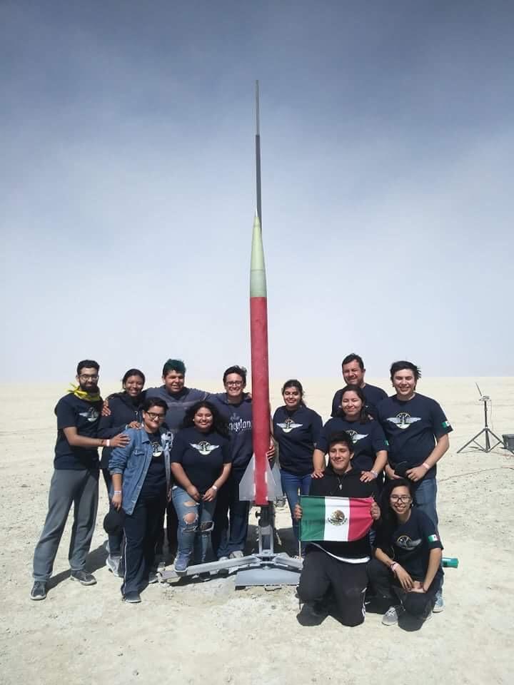 CanSats y Rovers mexicanos en ARLISS Project
