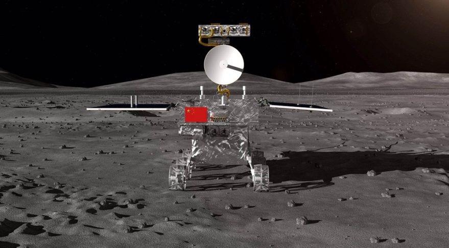Chang'e 4 explorará el lado lejano de la Luna
