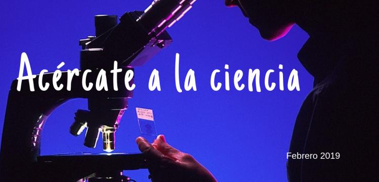 Eventos científicos en México, febrero 2019. Lucy en la ciencia.