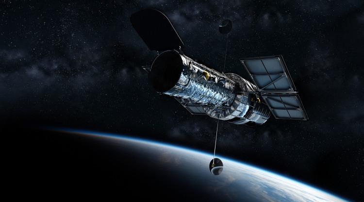 Hoy se cumplen 29 años del lanzamiento del telescopio Hubble