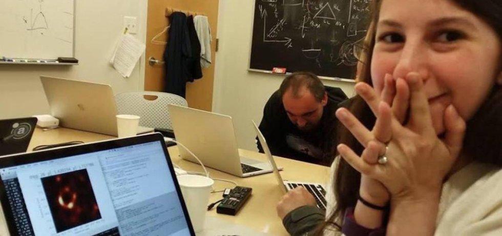 Mujeres en la ciencia: Katie Bouman