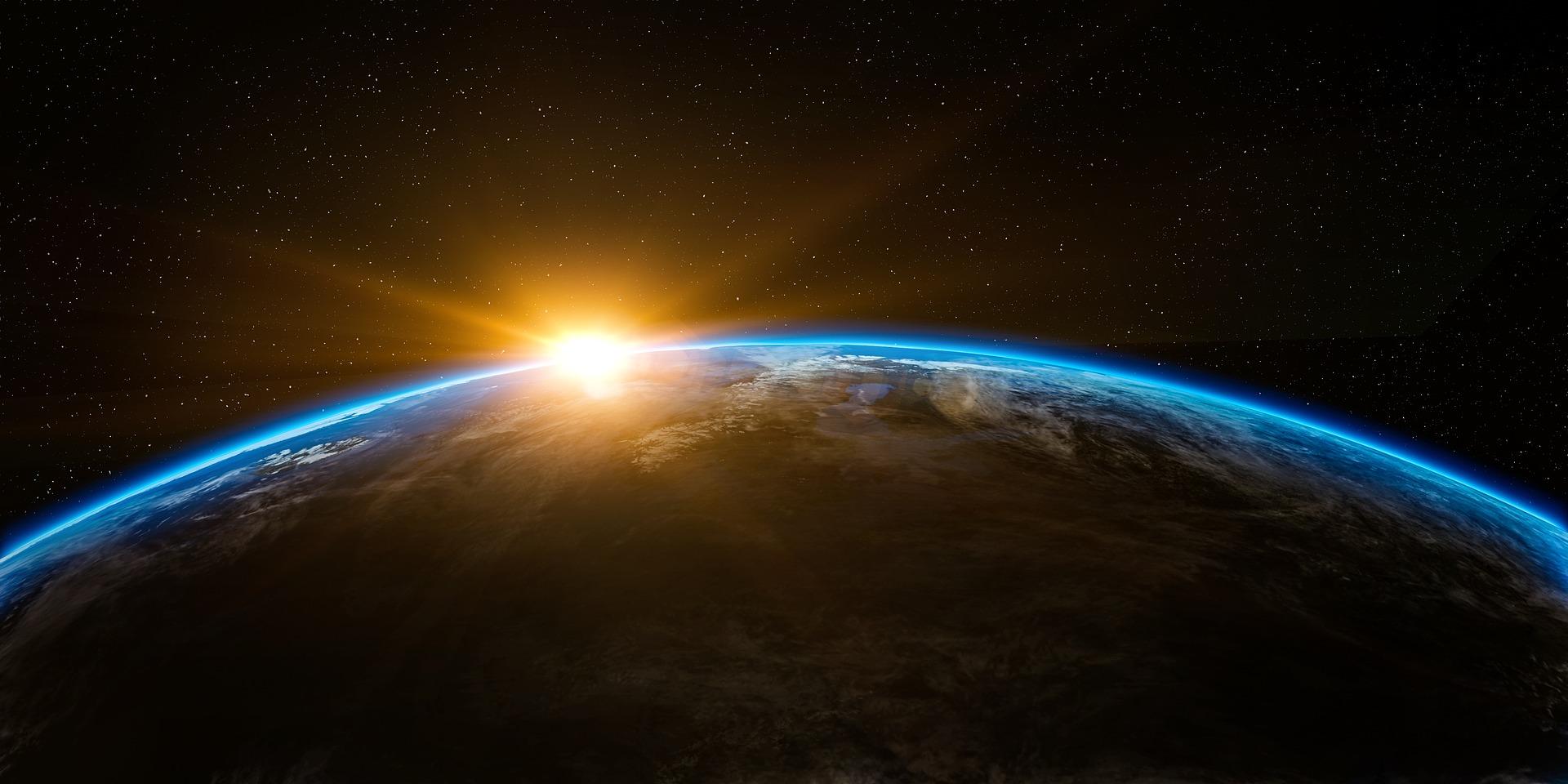 Tómate un respiro y admira nuestra Tierra