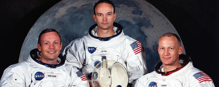 A 50 años de la llegada del hombre a la Luna