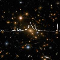 Crean partituras con datos astronómicos: sonidos del Universo