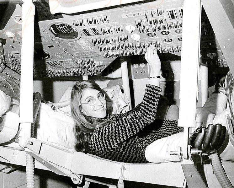 Mujeres en la ciencia: Margaret Hamilton