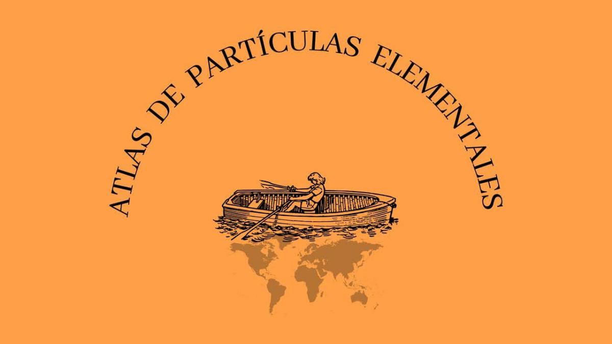Atlas de partículas elementales