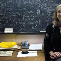 Mujeres en la ciencia: Alicia Dickenstein
